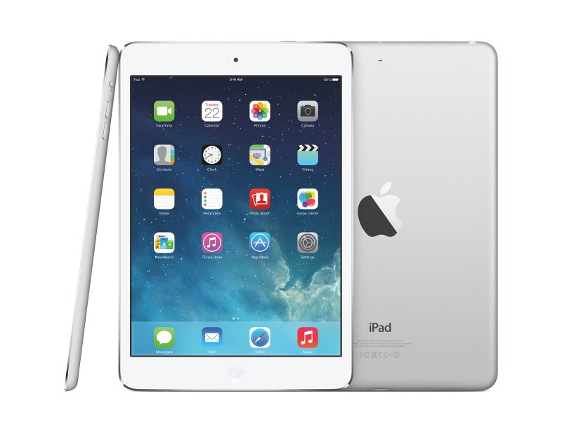 iPad Mini 128GB WiFi Silver Retina