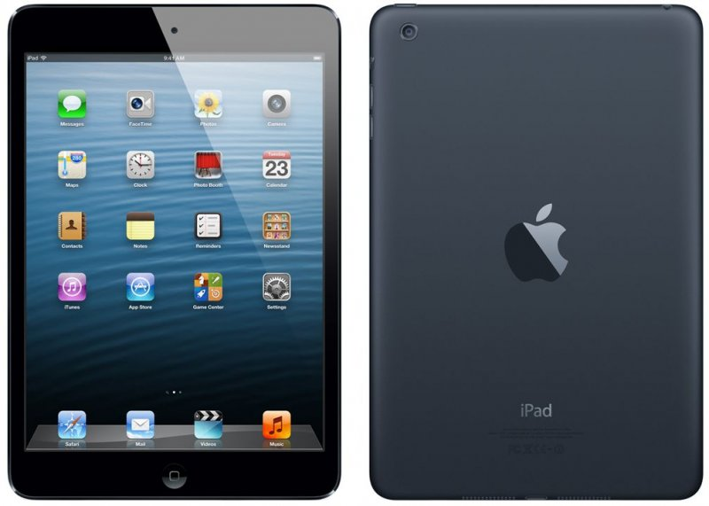 iPad Mini 64GB WiFi Space Gray Retina
