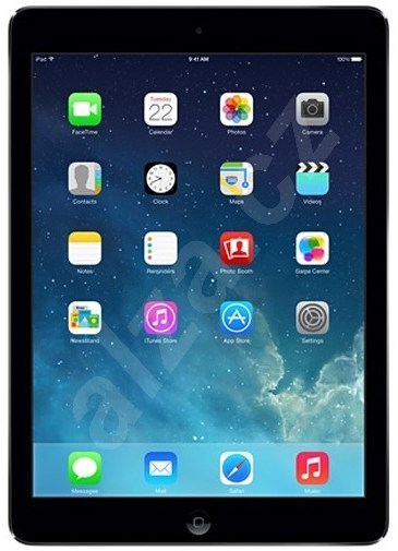 iPad Air Wi‑Fi + Cellular 128 GB space gray